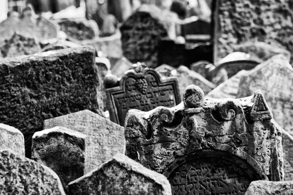 alter jüdischer friedhof prag