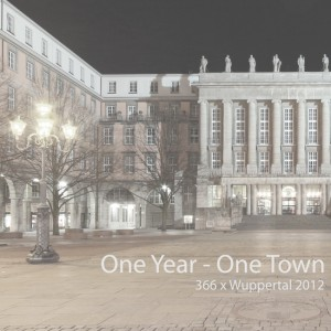 One Year One Town - 366 x Wuppertal 2012