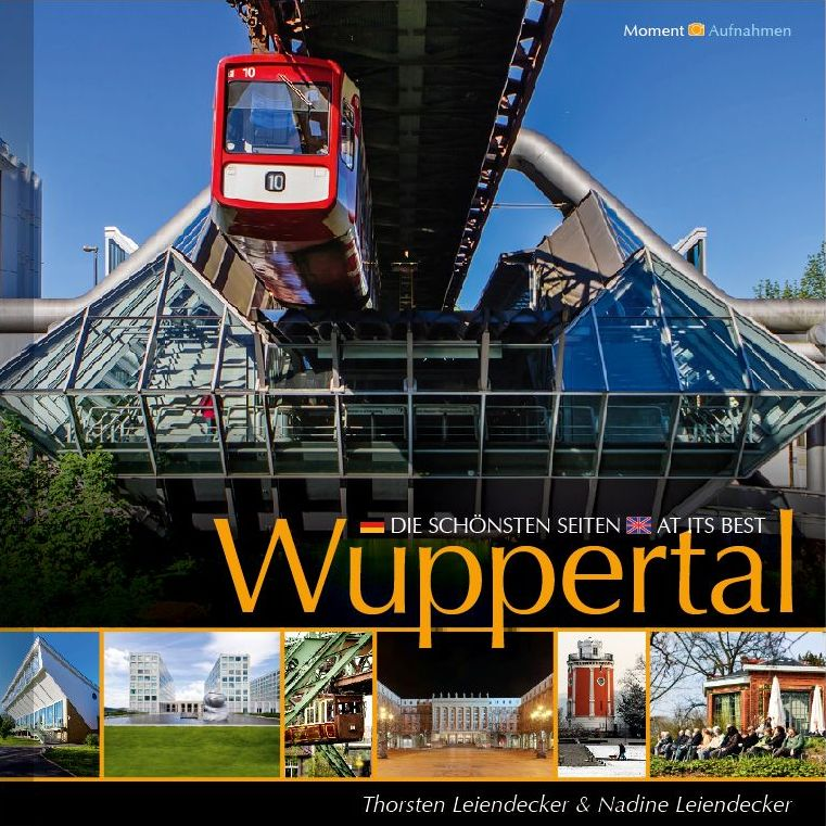 """Cover – Wuppertal """"Die schönsten Seiten"""""""