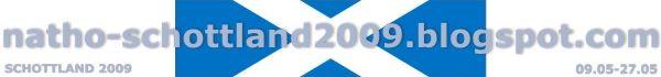 Schottland-Blog 2009