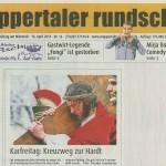 Wuppertaler Rundschau 16.04.2014